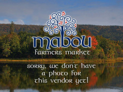 Mabou Farmers' Market: Sorry, we don't have a photo for this vendor!