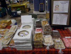 Mabou Farmers' Market: Evelyn Chisholm