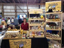 Mabou Farmers' Market: Swinkels Bee Products